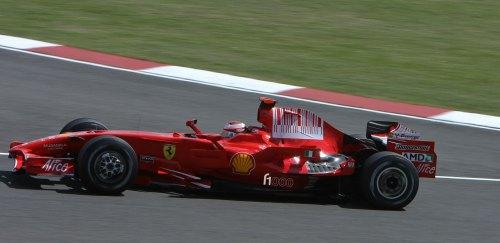 F1000 is Ferrari-fast!